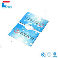 Security Protection RFID Card Protectors RFID