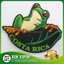 high quality soft pvc 2d 3d rubber fridge magnet for souvenir/promotion gifts