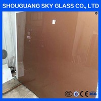 Painted Glass colorful Splash Back glass/Wall Clading Glass/Cabinet Glass