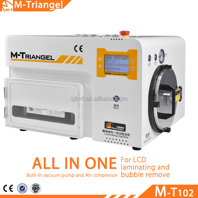 Factory Directly M-Triangel New LCD Laminating Machine repair kits and tools for servicing mobile phones