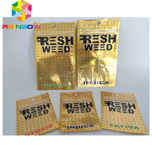 Wholesale Smell proof aluminum foil doy pack medical plastic laminated ziplock bags for 5g flower / seeds