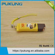 Hot sale wholesale PVC Rubber Chocolate Design USB 2.0 Flash Pen Drive Thumb Drive 1GB 2GB 4GB 8GB 16GB 32GB 64GB