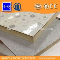 Plain /Melamine MDF Board/UV MDF , Slatwall MDF for Furniture Cabinet