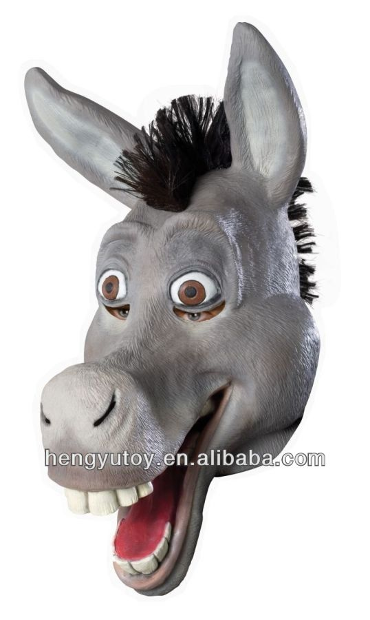The Trustworthy Realistic High-grade cosplay Donkey costume for 2014