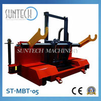 SUNTECH ST-MBT-05 Motorized Warp Beam lifting and Transport Carriage