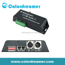 512 channel Transform SPI or PWM signal dmx decoder Controller