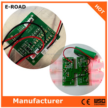 2017 solar light solar road stud solar traffic sign circuit card PCB control board