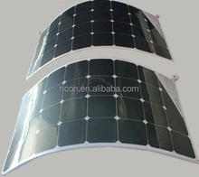 5160*889*1.5 Size Amorphous Silicon a-si thin film roofing solar panel