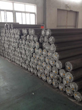 PVC Laminated fabric, PVC Stripe Tarpaulin in stock lot for Tent and cover