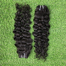New arrival Brazilian loose curly hair different types of curly weave high quality curly hair