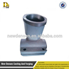 Ductile iron trunnion for truck