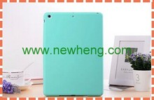 Tablet Glossy Silicon Case Cover for iPad air