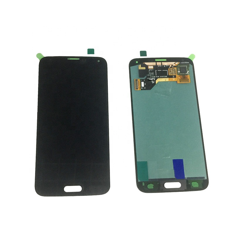 LCD Touch Screen Digitizer Assembly For Samsung  S5 G900A G900T G900V G900P G900F