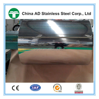 top grade 430 2B Stainless Steel magnetic coil 0.8mm thickness 1000width cold rolled