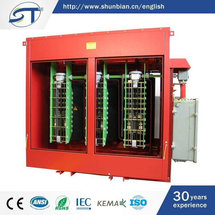 3-Phase Electrical Equipment 2015 New Design Dry Type Transformer 12V 100Ma