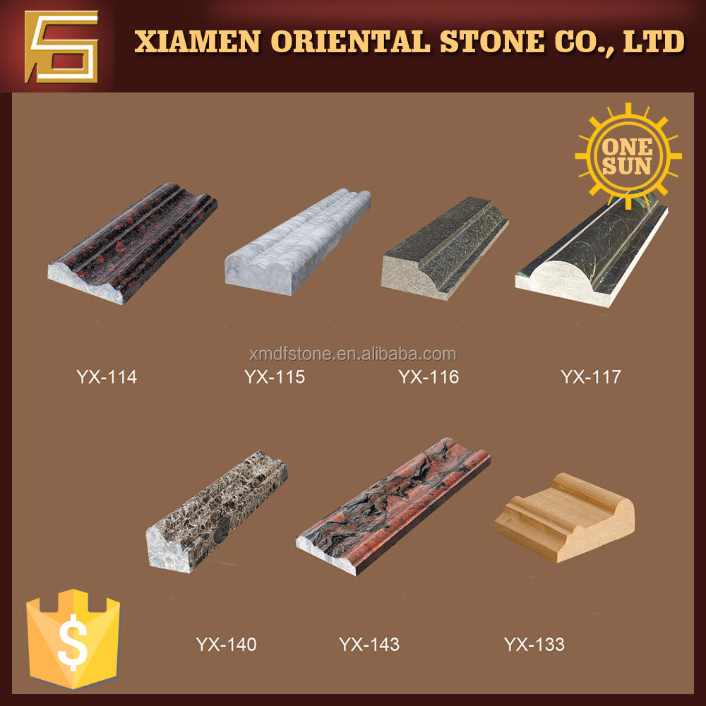 granite and marble moulding window and door frame design