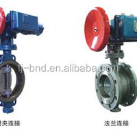 Electric Butterfly Valve DN300 Automatic Control