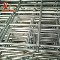 Acid-resisting galvanized welded wire mesh, welded wire mesh fence, welded wire mesh