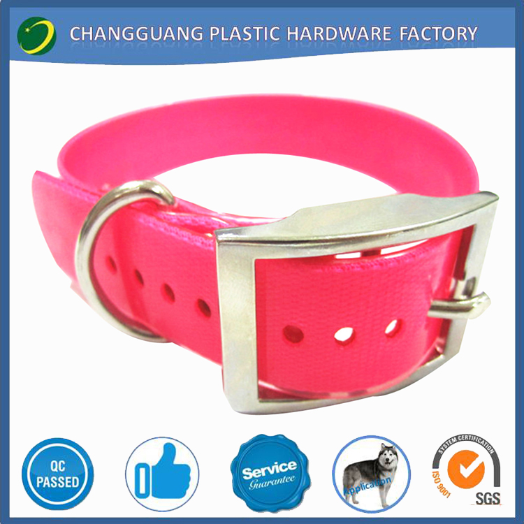 durable and quality tpu dog collar for hunting, GPS and shock equipments