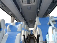 53 seats coach stocked buses left drive hand