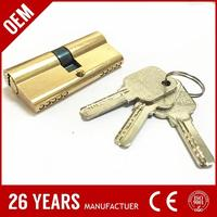 cylinder lock body for sliding door in china. 2016 hot collection stainless steel cylinder lock body