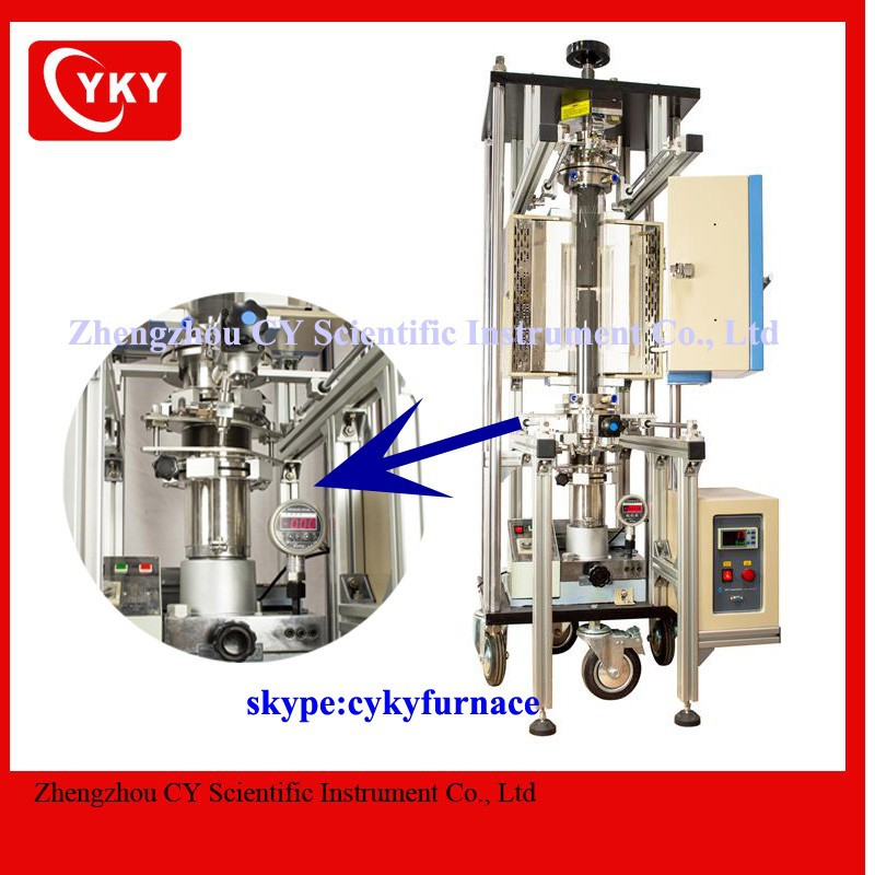 laboratory used Vacuum Heated Pressing Furnace for bounding multi-layer wafer