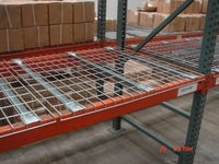 Cheap Sale Warehouse Steel Galvanized Wire Decking for Rack