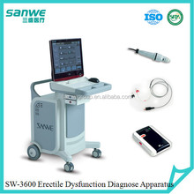 man penis sex dysfunction diagnostic apparatus,ED problem Diagnosis machine,Doppler principle penis vascular dysfunction diagnos