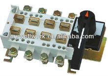 CSQ load isolation switch from 125A to 4000A