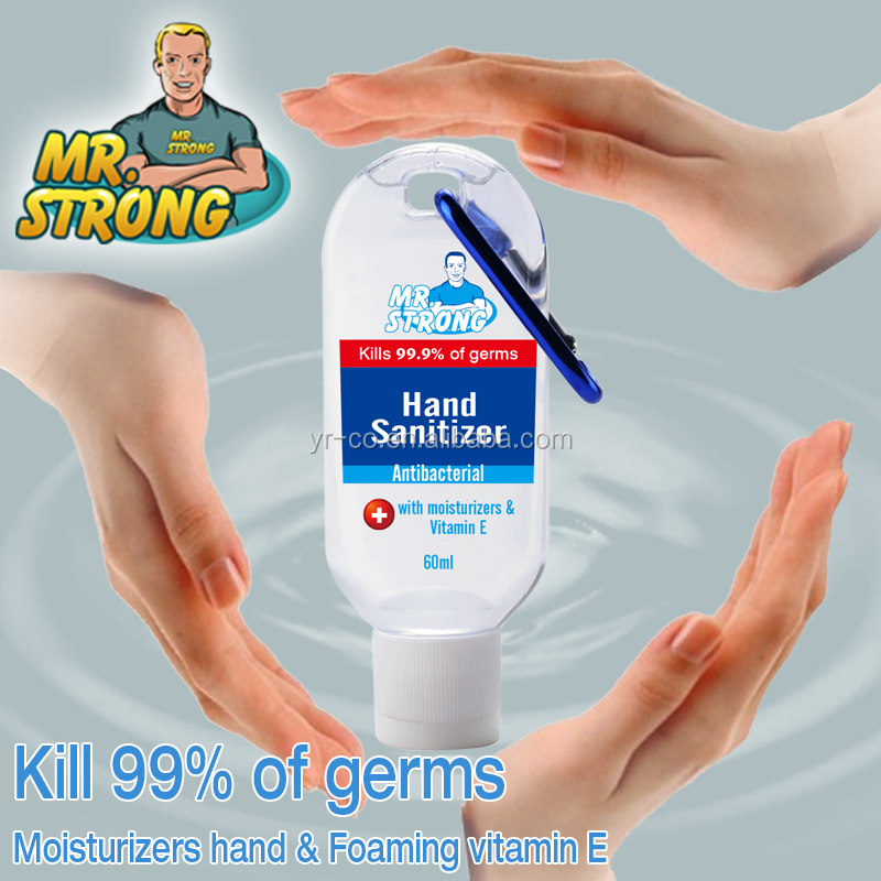 Hand washing gel without water,alcohol free hand sanitizer gel