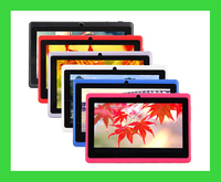 hot 7inch android tablet pc q88 allwinner A23 dual core