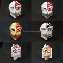 Japanese cartoon Death mask eco-friendly plastic with elastic party masks