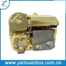 30-Note Deluxe Musical Movement custom wind up music box