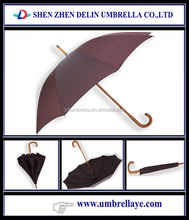 All cheap simple design umbrella, promotional pens gift set