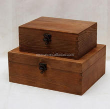 Free Risk Matte Surface High Quality Original Color Gift Essential Oil Wood Box With Carve Logo
