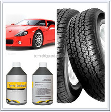 car tyre repair liquid tyre sealant against puncture