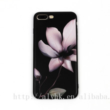 Hot Selling Cheap Factory Flower Custom Design Floral Cell Mobile Phone Case Cover For Oppo x7 x7plus Back Covers