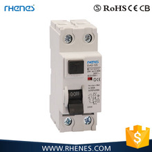 Wholesale 2pole ID type 6KA/10KA RCD RCCB Residual Current Circuit Breaker/electrical circuit breaker