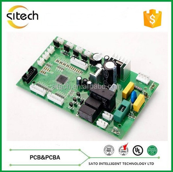 Factory OEM PCB and PCBA Service, Custom pcb and pcba assembly