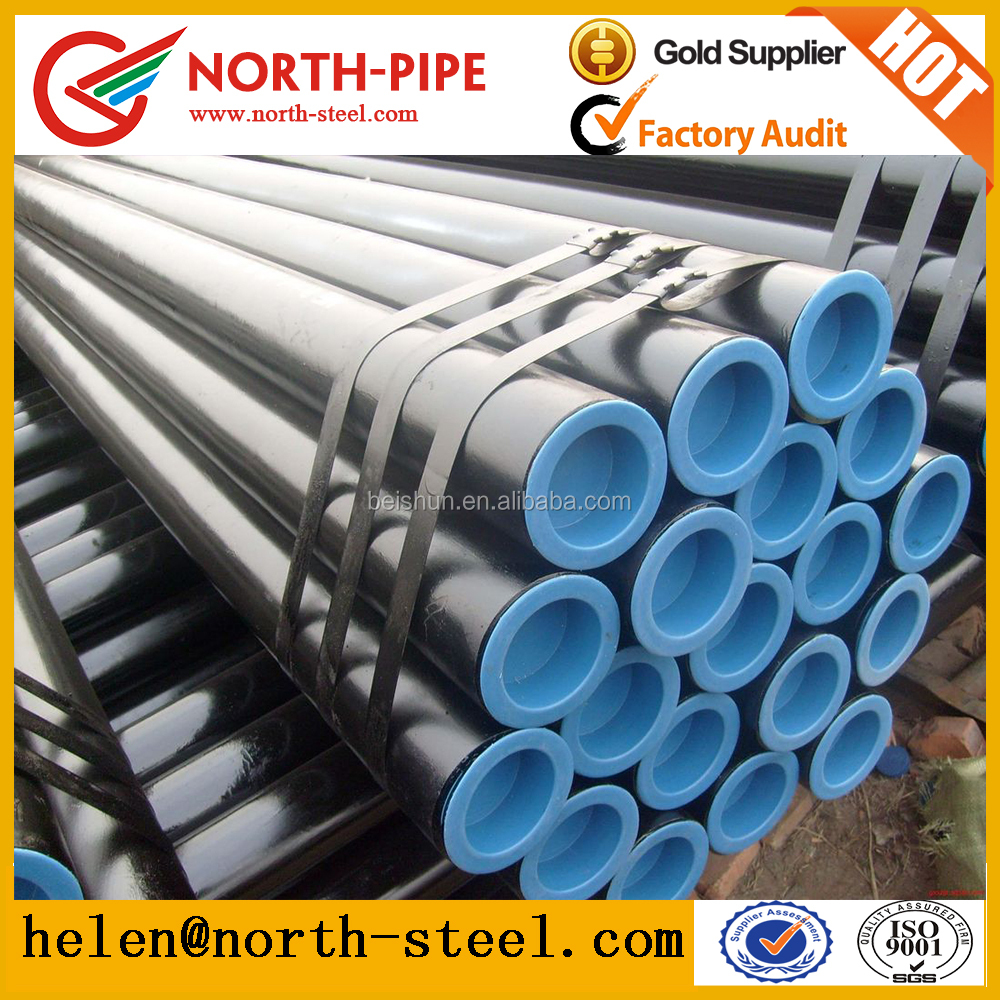 China manufacrturer A210 gr.a-1seamless steel pipe
