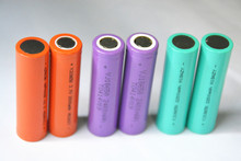 a grade 18650 li-ion cell battery 2400mah rechargeable 18650 li ion battery