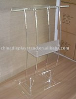 church furniture-y1309318/acrylic lectern/acrylic podium/service stand