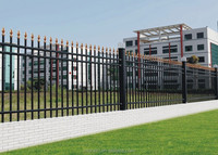Temporary construction site metal fence/ temporary construction safety fence panel