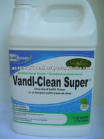 Rainguard VandlClean Graffiti Cleaner, Remover - Citrus Based, Environmentally Friendly