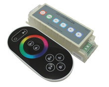 High quality Magic and Colorful LED Touch Controller for RGB LED Strip