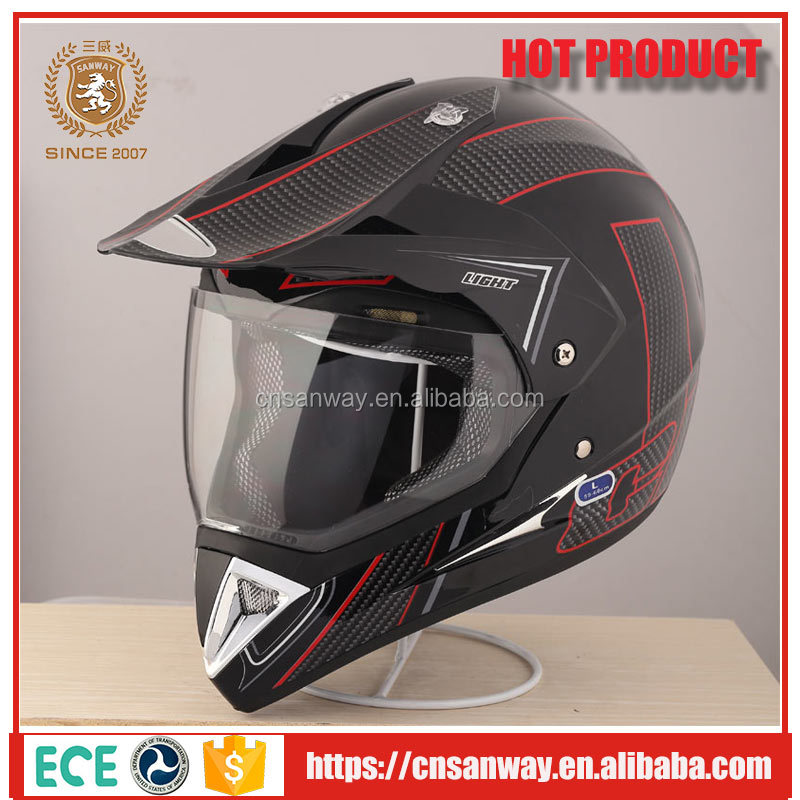 ECE and DOT motorcycle helmets (803D)