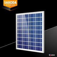 SARODA 20W 18V Poly Solar Panel Solar Modules Factory Direct Sale Fast Delivery