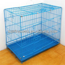 Steel Wire Dog Cage/Foldaway Pet Cage