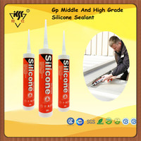 Acetoxy Silicon Adhesive For Tile/Gp Middle And High Grade Silicone Sealant