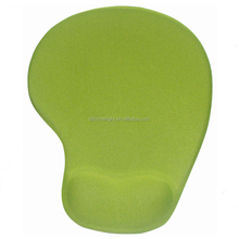 Wholesale wrist rest mouse pad silicone rubber mouse pad